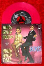 Single Boris Hully Gully Holiday rotes Vinyl