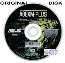 ASUS GENUINE MOTHERBOARD SUPPORT DISK A88XM-PLUS Rev1133.01 M4564