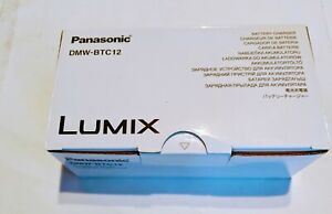 Panasonic Lumix DMW-BTC12 Ladegerät neu