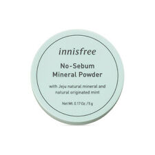 [INNISFREE] No Sebum Mineral Powder - 5g