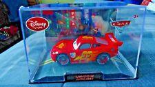 Disney Pixar Cars 2 Diecast Lightning McQueen in Collector Case (Brand New, 2011
