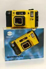 Minolta Weathermatic 35DL Unterwasserkamera NEU OVP