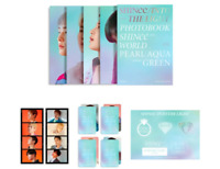 """SHINee PHOTO BOOK """"INTO THE LIGHT""""  with Film Card Sticker Sleeve NEW"""