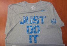 Nike Football Just Do It Dri-Fit Performance T-Shirt XXL ~NEW~