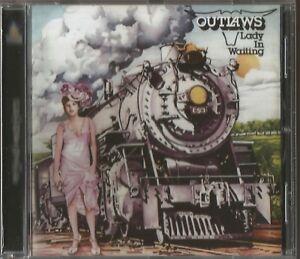 The Outlaws - Lady in Waiting - Buddha / BMG - 9 Tracks - Sammlerexemplar - rar