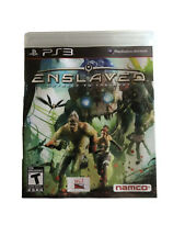 Enslaved: Odyssey to the West (Sony PlayStation 3, 2010) PS3