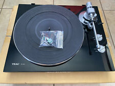 TEAC TN-300 2-Speed Stereo Turntable, USB and RCA - Black ❌HURRY❌