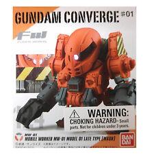 Gundam Converge Fusion Works MW-01 Late Type Mash Mini Figure NEW Toys
