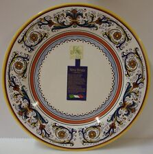 Deruta RICCO DERUTA Dinner Plate NEW UNUSED More Items Available
