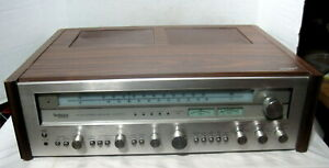 Uncommon Technics  Model SA-5770 AM-FM Stereo Receiver==Monster Receiver!