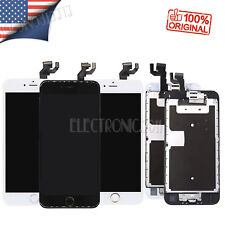 for iPhone 7 6 6S Plus 6s 8 LCD Screen Digitizer Display Replacement Home Button