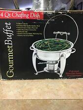 GOURMET BUFFET 4 QT CHAFING DISH