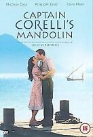 Captain Corelli's Mandolin [DVD] [2001], Very Good DVD, Pietro Sarubbi, Dimitris