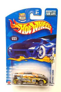Hot Wheels Hyundai Tiburon black #032
