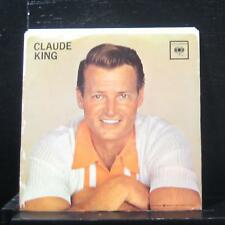 """Claude King - Burning Of Atlanta / Don't That Moon Look Awesome 7"""" Mint- 4-42581"""