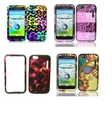 Hard Protector Cover Case for Alcatel One Touch OT - 995 Ultra OT995 Phone