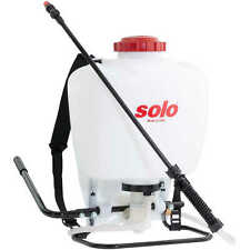Solo 425 4-Gallon Professional Piston Backpack Sprayer