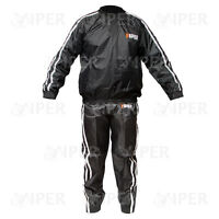 Viper Heavy Duty Sauna Sweat Suit Boxing Weight Loss Fitness Rugby Gym XXL