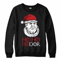 Santa Christmas Jumper, Got Hodor Xmas Celebration Gift Festive Gift Jumper Top