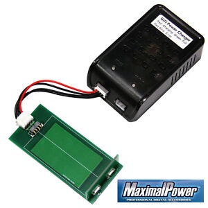 MaximalPower Drone Charger w/ Adapter for Parrot AR 1.0/2.0 2000-2300mAh Battery