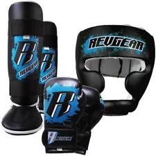 Revgear Youth Kids Boxing MMA Sparring Gear Set - Blue