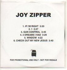(944J) Joy Zipper, If I'm Right - DJ CD