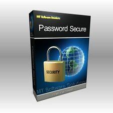 Administrador de contraseñas seguras cifrar software de protección programa de computadora un