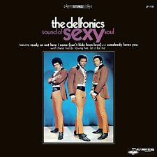 THE DELFONICS Sounds Of Sexy Soul PHILLY GROOVE Sealed Vinyl Record LP