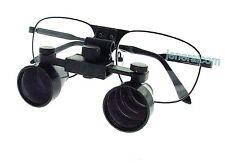 Visore con ottiche Galileiane 2,5x - 420 con astuccio ad accessori