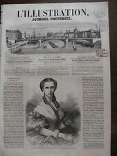 ILLUSTRATION 1862 N 1020 Pcesse ALEXANDRA DE DANEMARK