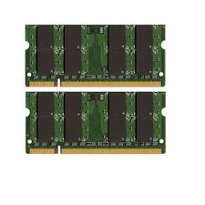 8GB 2x4GB PC2-6400 DDR2-800 SODIMM Memory for Toshiba