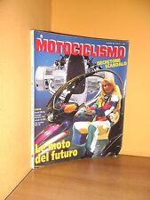 Motociclismo - n° 11 - Novembre 1992 - Ducati 900 SL / Suzuki VS 800 - Rivista