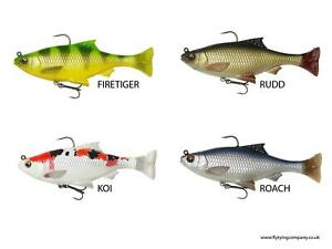 Savage Gear 3D Pulse Tail Roach PACKS 2PCS Lure NEW 10cm or 13cm CRAZY PRICE