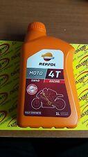 OLIO MOTORE REPSOL 5W40 4T RACING PER MOTO