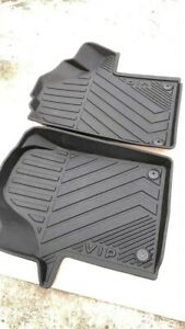 w447 Mercedes-Benz compatible all-weather heavy duty rubber floor matts
