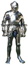 Renaissance Armor Medieval Wearable Knight Full Suit of Armor