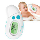 2 in 1 Infrared Thermometer Ear&Forehead Non-Contact Temperature Gun Baby Adult