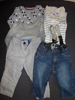Bundle of 5 items from various brand size 3-6 months