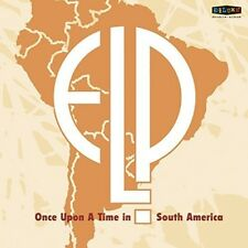Once Upon A Time In South America - Emerson Lake & (2017, Vinyl NIEUW)2 DISC SET