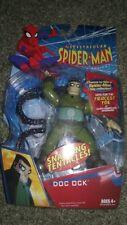 "DOC OCK Marvel Spectacular Spider-Man Animated Hasbro 6"" Figure Legend"