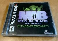 Men In Black: Crashdown (2001) - Sony Playstation - Complete