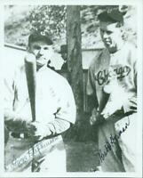 Original Autographs JSA, Riggs Stephenson and Babe Herman of the Chicago Cubs