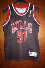 Maglia Shirt Trikot Jersey Dennis Rodman Chicago Bulls Vintage Basketball NBA