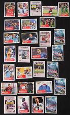 Calciatori 2019-2020, Panini: figurine C1-C23 il film del campionato a scelta