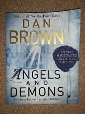 Dan Brown - Angels And Demons:  Special Illustrated Collectors Edition