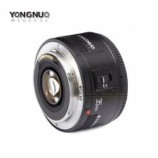 YONGNUO YN35mm F2 35mm F/2.0 AF Wide Angle Fixed Lens EF for Canon EOS Camera F1