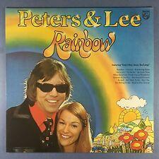 Peters & Lee - Rainbow - Philips 6308-208 Ex+ Condition Vinyl LP