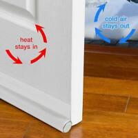 3pcs/set Door Draft Dodger Guard Stopper Energy Saving Doorstop Window Protector