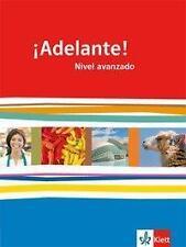 ¡Adelante! Schülerbuch 12./13. Schuljahr. Nivel avanzado (2012, Set mit...
