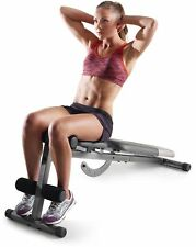 Adjustable Slant workout Bench Lifting Incline Flat Decline Press Abs Weight